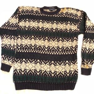 Abercrombie & Fitch Men's 1892 The Big Sweater XL
